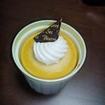 19646689 - かぼちゃプリン