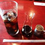 茶の木 - アイスコーヒー