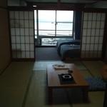 19647010 - 本館の和室です。どの部屋からも海を眺める事ができます。