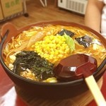金華楼 - 特製味噌ラーメン 1,200円