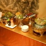 湘南菊華大飯店 - サラダバーコーナー