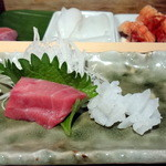 仙川寿司 - マグロ、水ダコ