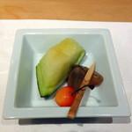 仙川寿司 - デザート