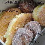 朝日堂 - ドーナツ色々