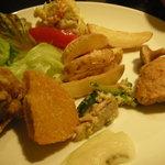 自然食バイキング しんこ - お料理