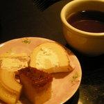 自然食バイキング しんこ - デザート
