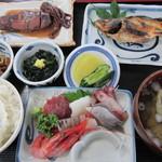 いちりき家 - おまかせ定食1600円