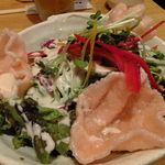 びんびや - シーザーサラダ:609円