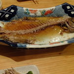 びんびや - 鳥取県境港産:いさぎ姿 特大セット(造り&煮付け):1260