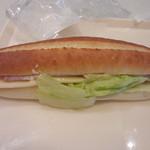 19652373 - カスクート ハムチーズ 260円