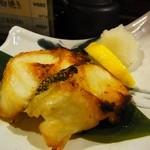 江戸や鮨八 - 銀むつカマ焼き