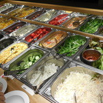 トラジ葉菜 - サラダバー
