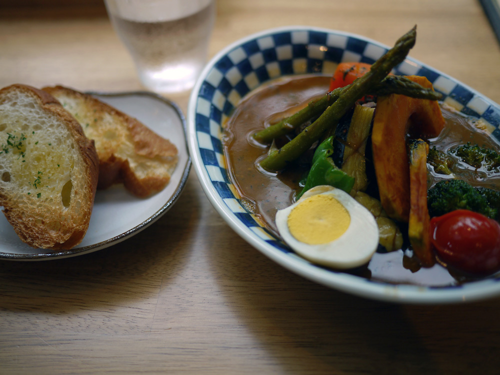 スープカレーのハンジロー 安曇野店