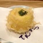 天ぷら てんかつ - アイスクリーム天ぷら(笑)