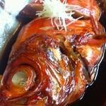 囲炉茶屋 - 金目鯛♪