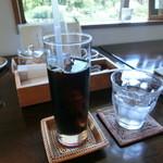 蓮 - アイスコーヒー