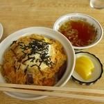 第二こだま食堂 - 料理写真:親子丼¥750