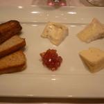 バンブードール - デザートがわりのチーズ