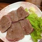 焼肉みよし - 米沢牛あぶり焼き上ロース