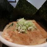 ぶっこ麺らーめん - 2013.06初訪 つけ麺(ぶっこ盛)