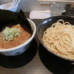 ぶっこ麺らーめん - 2013.06初訪 つけ麺