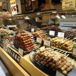 鶏三和 - 焼鳥部門~毎度お馴染みの 名古屋コーチンの♡つくね…今日はあきらめた~。ホント美味しい~