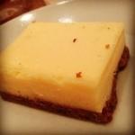 珈琲 紙 - むしやきチーズケーキ