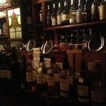 19666570 - シングルモルトウイスキーが豊富なバックバー
