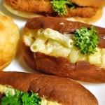 不二ベーカリー - 素朴で優しい味のパンです