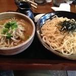 19667743 - 野菜つけ麺/塩味