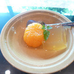 四季亭 - デザート