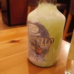 19668523 - 食後の美味しいリモンチェッロ