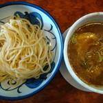 つけ麺目黒屋 - つけ麺(温)