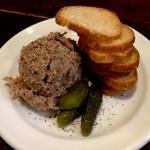 ビーボ デイリースタンド - 鴨と豚肉のリエット 600円