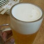 小吃坊 - 20130623 飲み放題生ビール