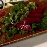 米とサーカス - 鮫の心臓のお刺身