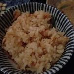 米とサーカス - 海老ゴハン