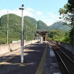 19672844 - 川治温泉駅