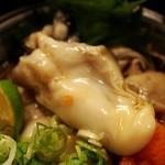 富久佳 - 厚岸の牡蠣はめっちゃでっかい