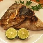 富久佳 - 天然コロ鯛の頭