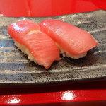 あっぱれ寿司 - 「中とろ」