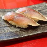 あっぱれ寿司 - 「〆さば」