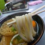 都そば - 麺リフト~