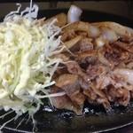 19675911 - 豚の生姜焼き