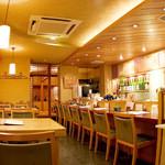 大塚 三浦屋 - テーブル席(3席)・カウンター(6名まで)