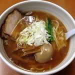 麺 えどや - 玉子ラーメン•大盛 ¥850-