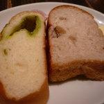 アルバータ アルバータ - ☆パンは2種類(^◇^)☆