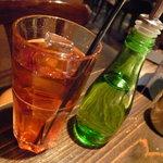 アルバータ アルバータ - ☆食後のドリンクは紅茶ですぅ♪☆