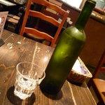 アルバータ アルバータ - ☆お水で喉を潤しお食事スタート!!☆