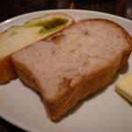 アルバータ アルバータ - ☆パンもおかわり出来るみたいです(#^.^#)☆